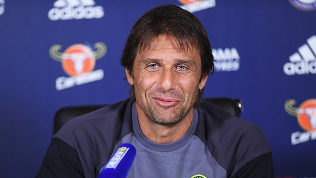 Conte: Mistake away from perfection