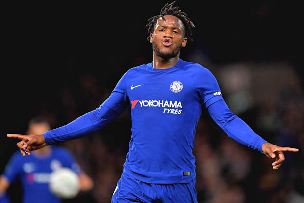 Michy Batshuayi has been abject