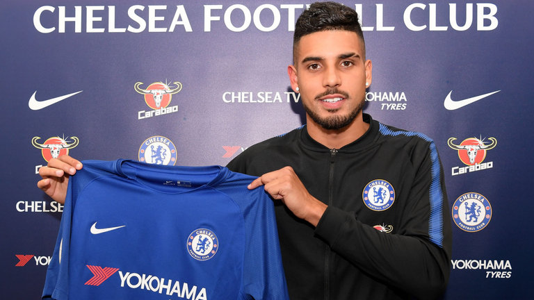 West Ham United came close to signing Emerson Palmieri this summer