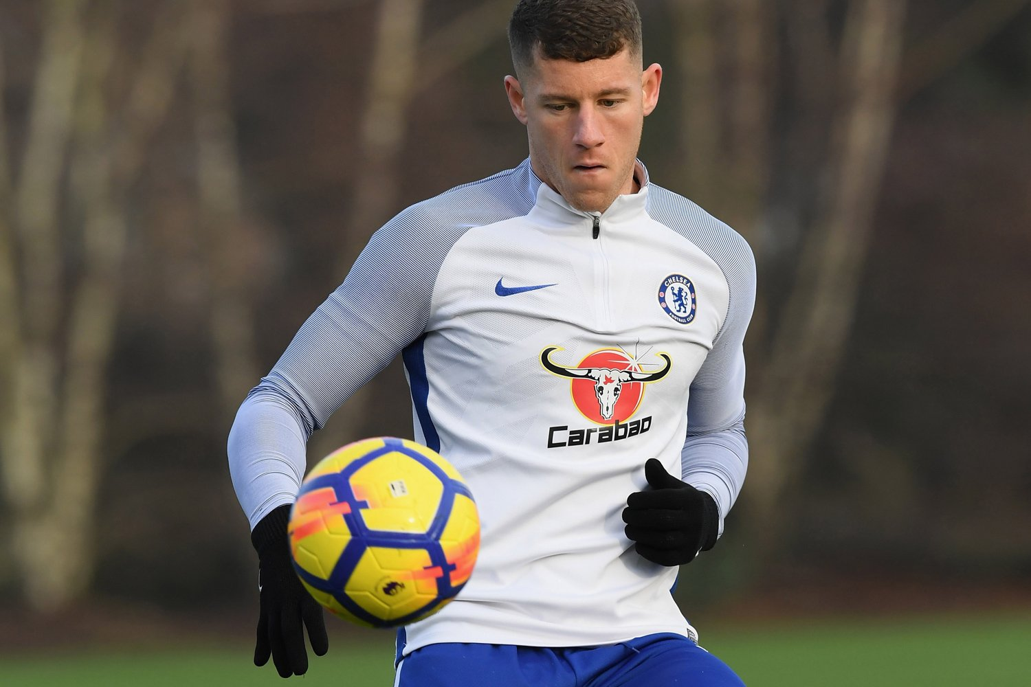 Ross Barkley has struggled for consistency at Chelsea