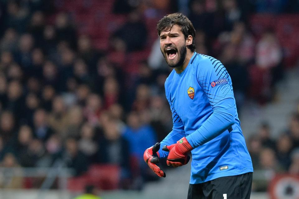 Image result for Alisson Becker