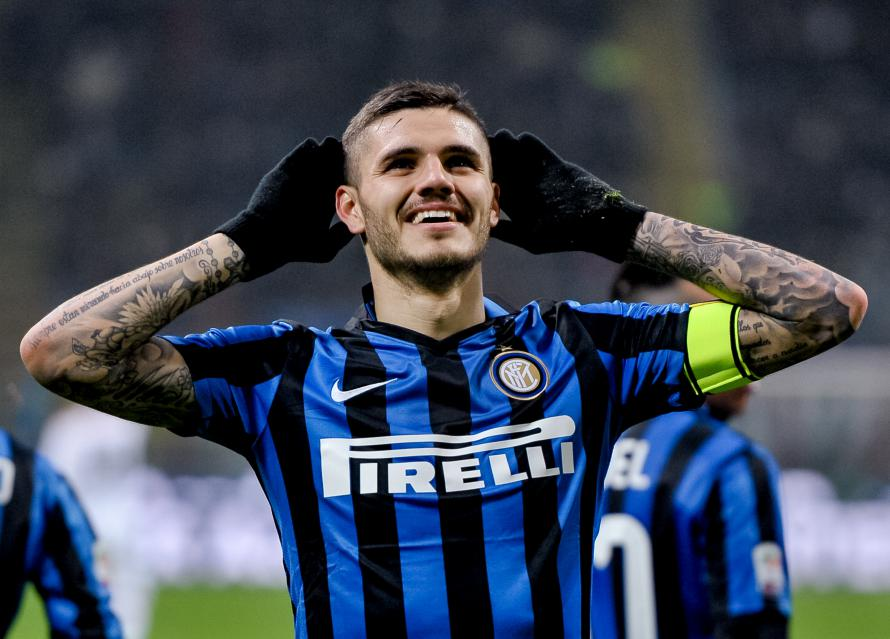 Mauro Icardi's time at inter Milan looks to be coming to an end