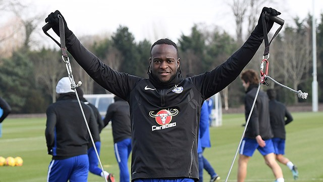 Chelsea star Victor Moses looks set to join Spartak Moscow on loan.