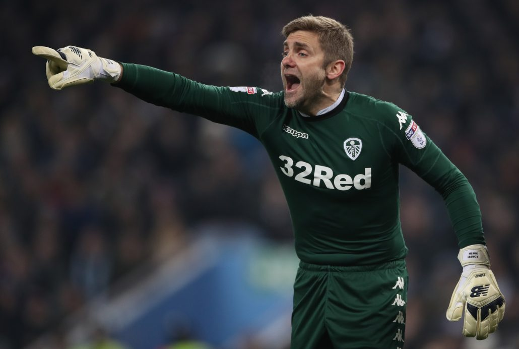 Chelsea sign ex-England goalkeeper Robert Green