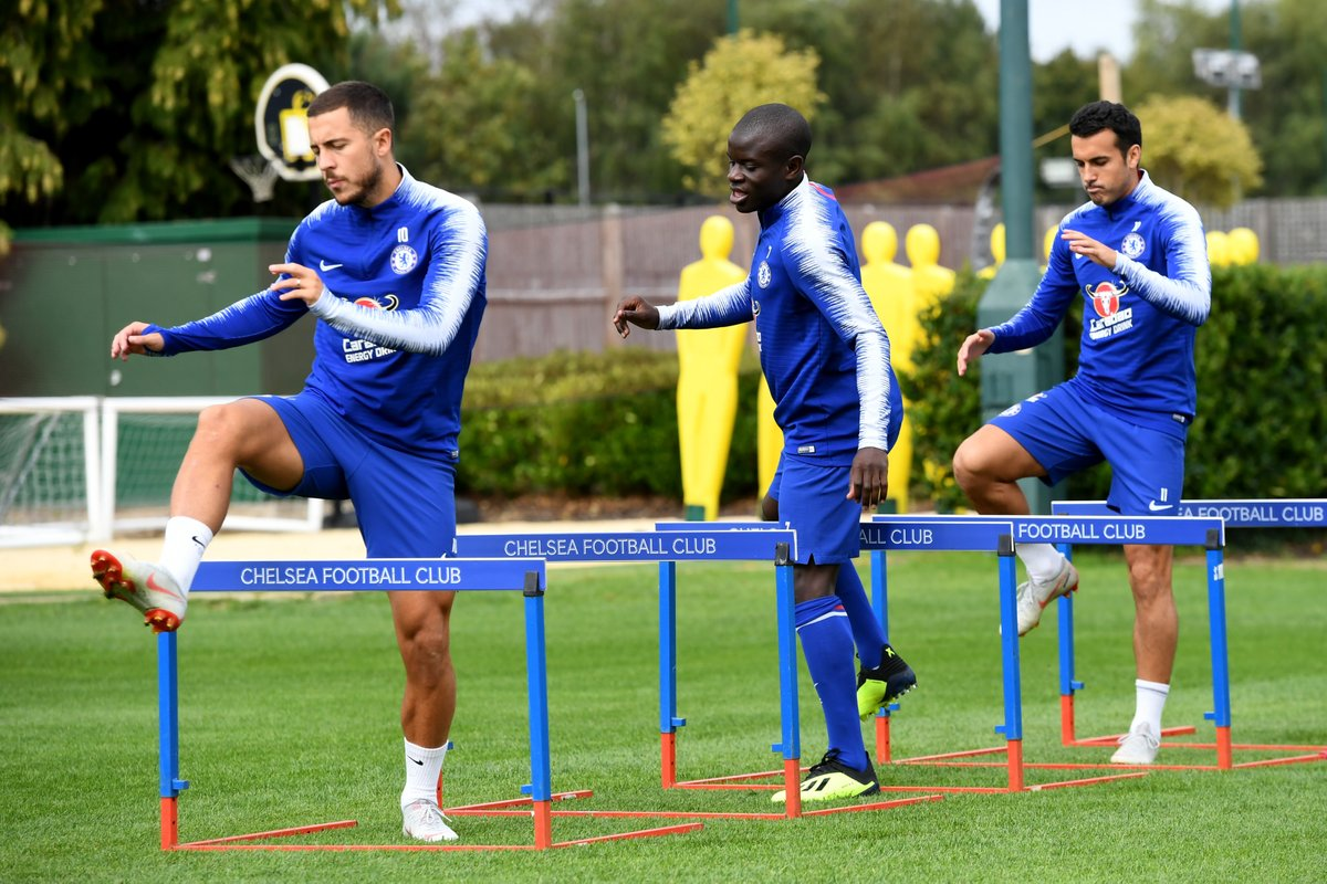 Frank Lampard reveals that N'Golo Kante is staying put