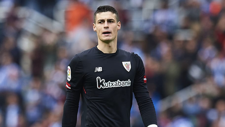 Athletic Bilbao want to re-sign Kepa Arrizabalaga.