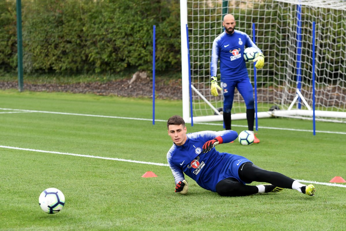 Chelsea goalkeeper Kepa Arrizabalaga is confident of turning around his fortunes at the club