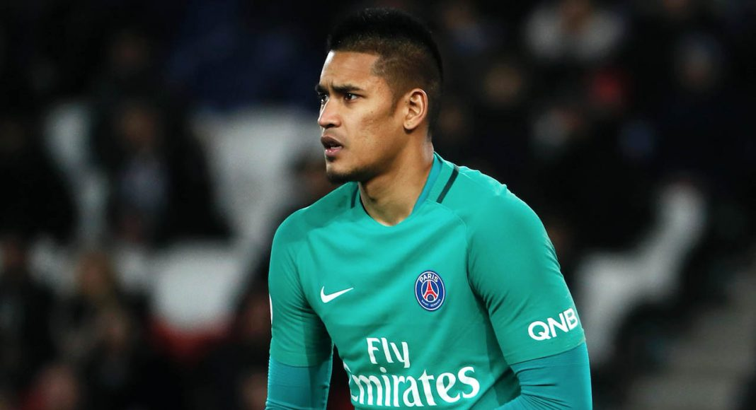 Rennes have identified Alphonse Areola to replace Edouard Mendy