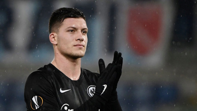 Jovic has been embroiled in a number controversies