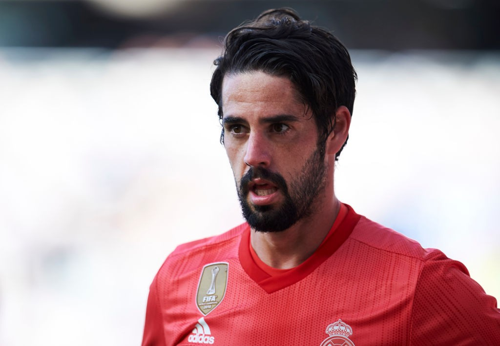Chelsea table £44m offer for Real Madrid star Isco