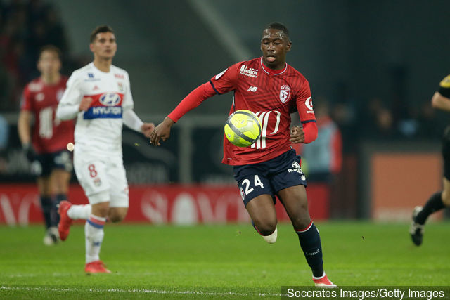 Chelsea have rekindled their interest in Lille midfielder Boubakary Soumare.