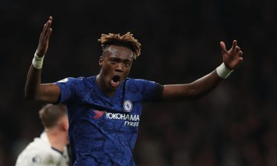 Tammy Abraham could be forced out wide to accomodate Timo Werner