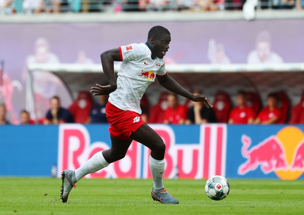 Chelsea are in touch with RB Leipzig star Dayot Upamecano over a potential summer transfer.