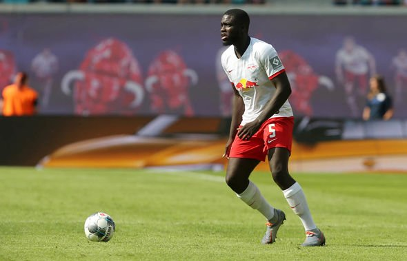 Dayot Upamecano is a man in demand