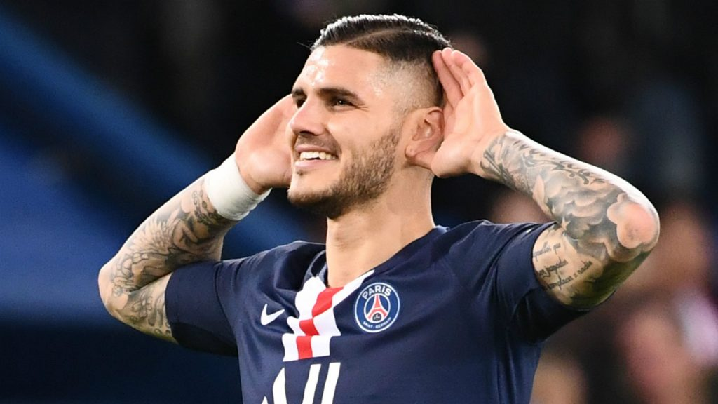 PSG have cancelled the loan of Mauro Icardi