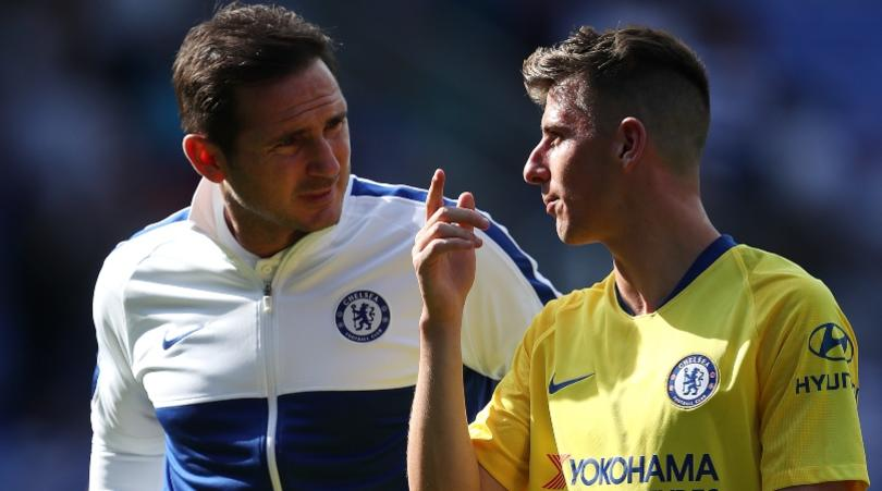 Lampard has shown faith in youth this season