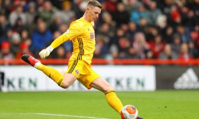 Chelsea are interested in Dean Henderson