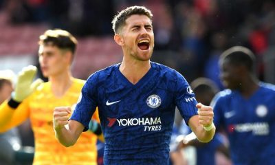 Jorginho signed for Chelsea in 2018