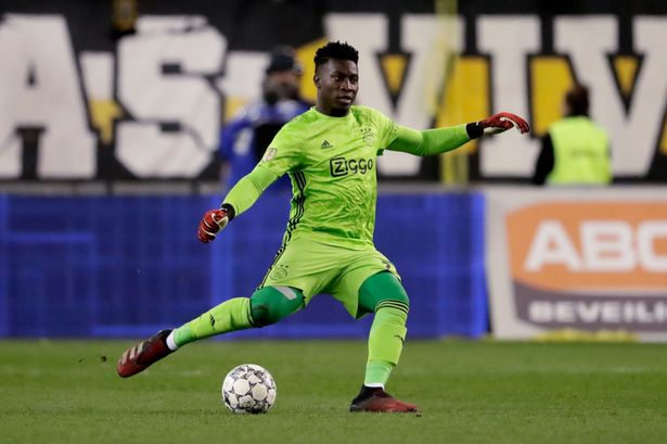 Andre Onana has proven his credentials as a top keeper