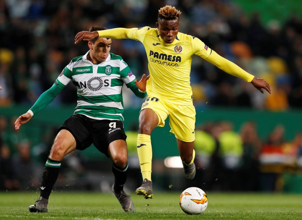 Samuel Chukwueze is one of Europe's talented youngsters