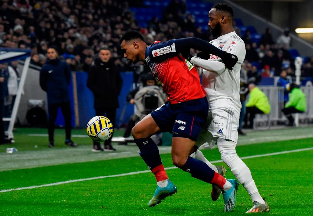 Gabriel Magalhaes is one of Lille's rising stars
