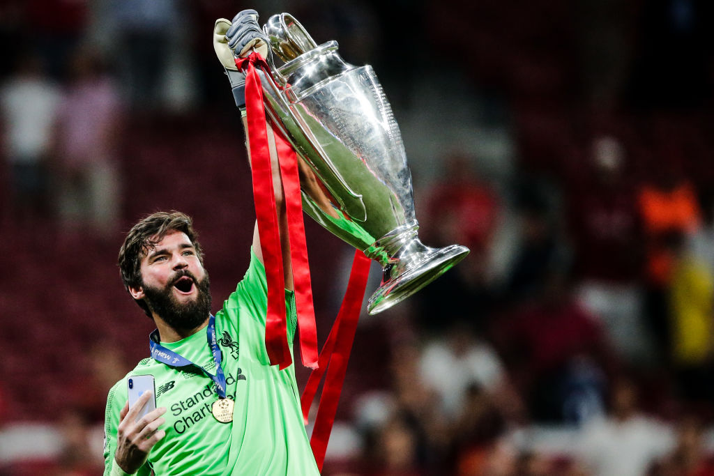 Alisson Becker could have moved to Chelsea