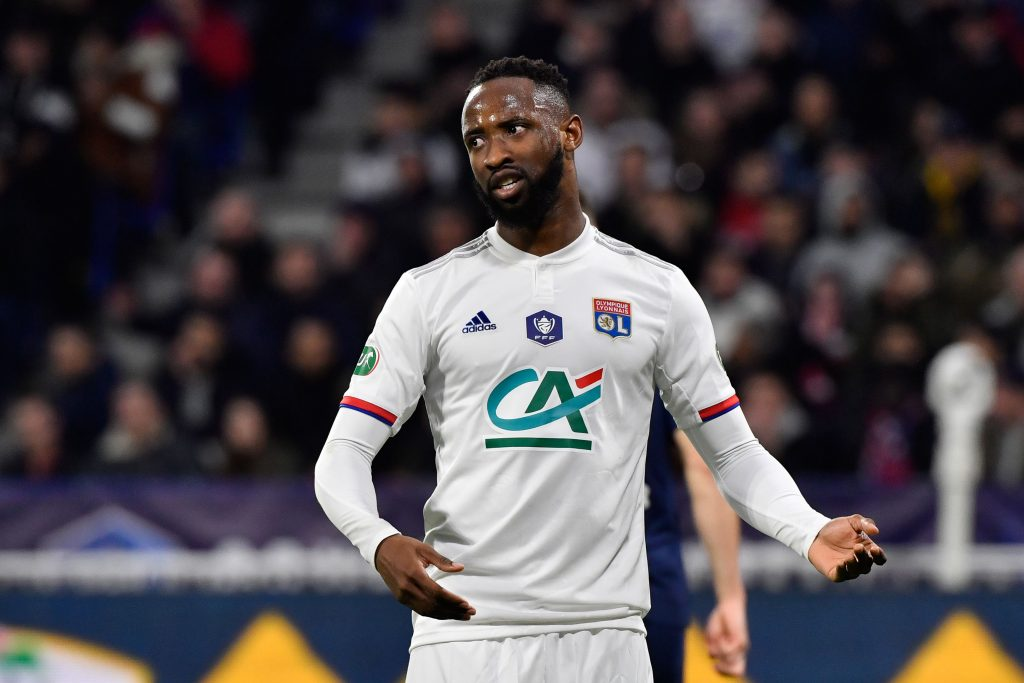 Moussa Dembele is a target for Chelsea