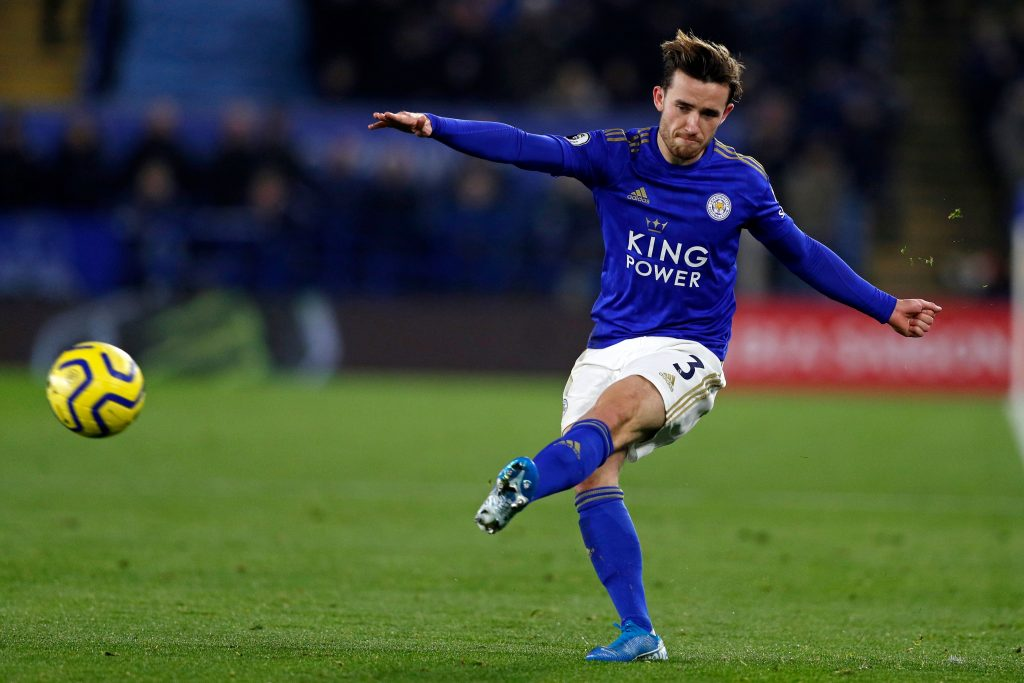 Ben Chilwell is Chelsea's top target at left-back