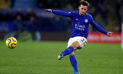 Leicester City confident of keeping Chelsea target Ben Chilwell