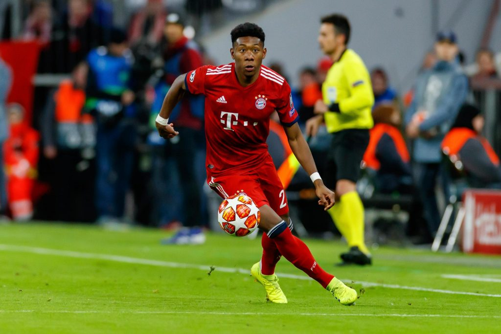 Chelsea set for contract negotiations with the agent of David Alaba