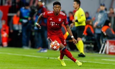 Real Madrid is leading the race for Chelsea target David Alaba.