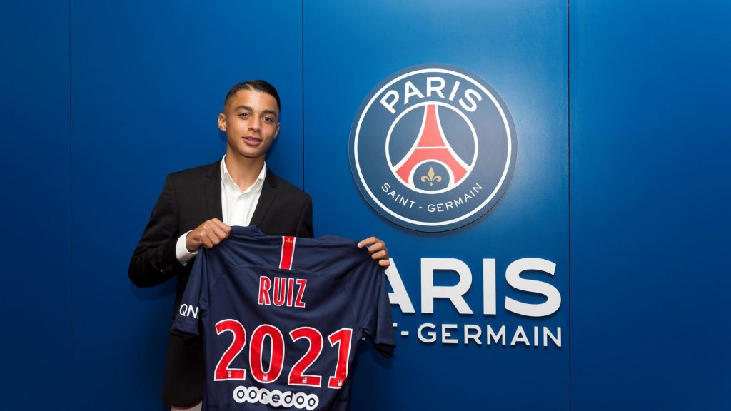 Chelsea target Ryuz Atil moved to PSG from Barcelona