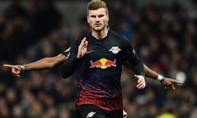 Timo Werner is the club's other big buy