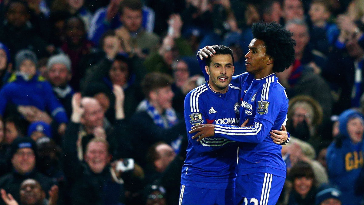 Willian and Pedro look set the leave the club this summer