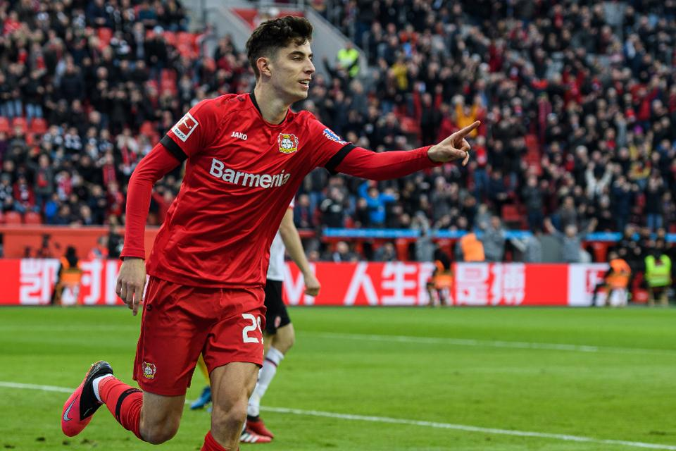 Chelsea can sign Kai havertz for a cheaper price