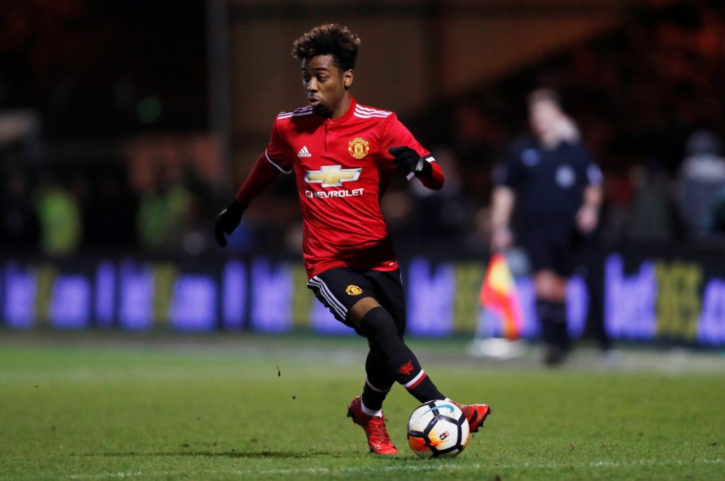 Chelsea to offer Angel Gomes a lucrative new contract