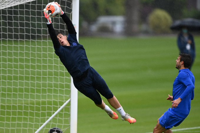 Kepa could return against the Hammers