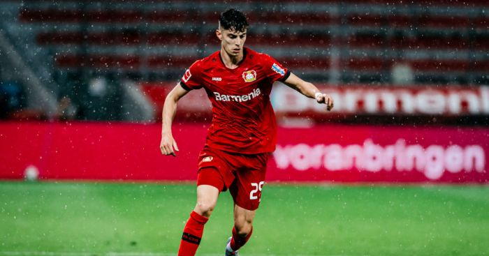 Chelsea are willign to sell six players to bring in Kai Havertz