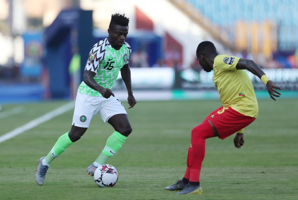 Moses Simon dreams of playing for Chelsea