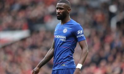 Antonio Rudiger is yet to make a single appearance for Chelsea this season