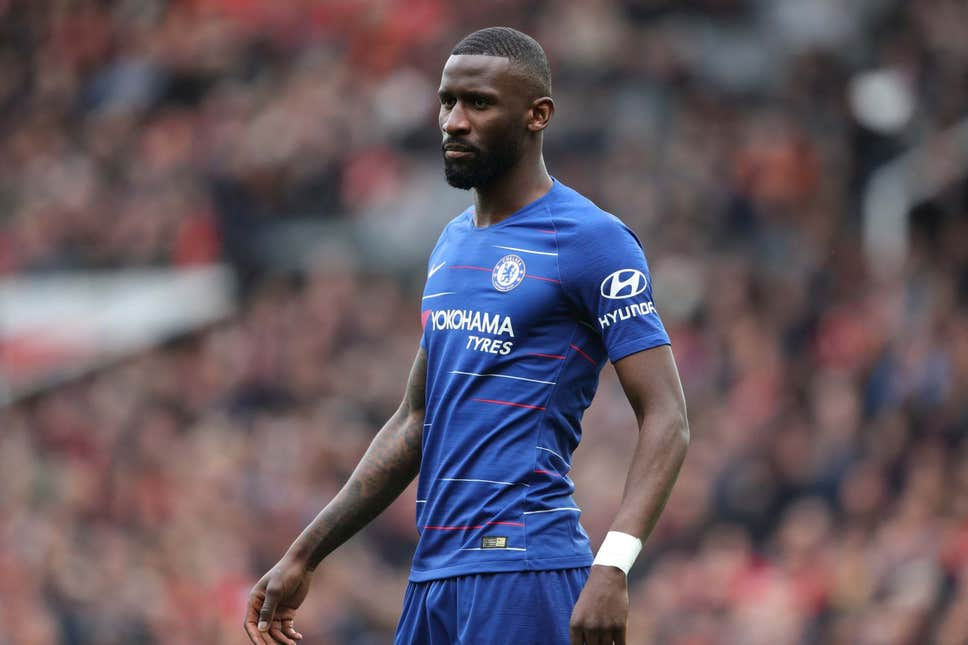 Liverpool are tracking Chelsea defender Antonio Rudiger