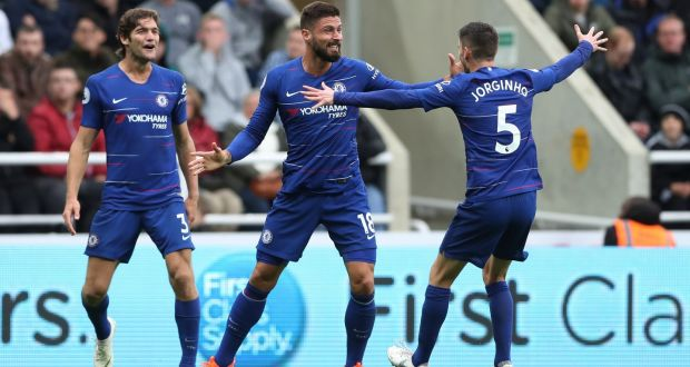 Chelsea have tightened their grip on fourth