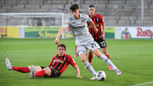 Kai Havertz is set to ask Leverkusen t