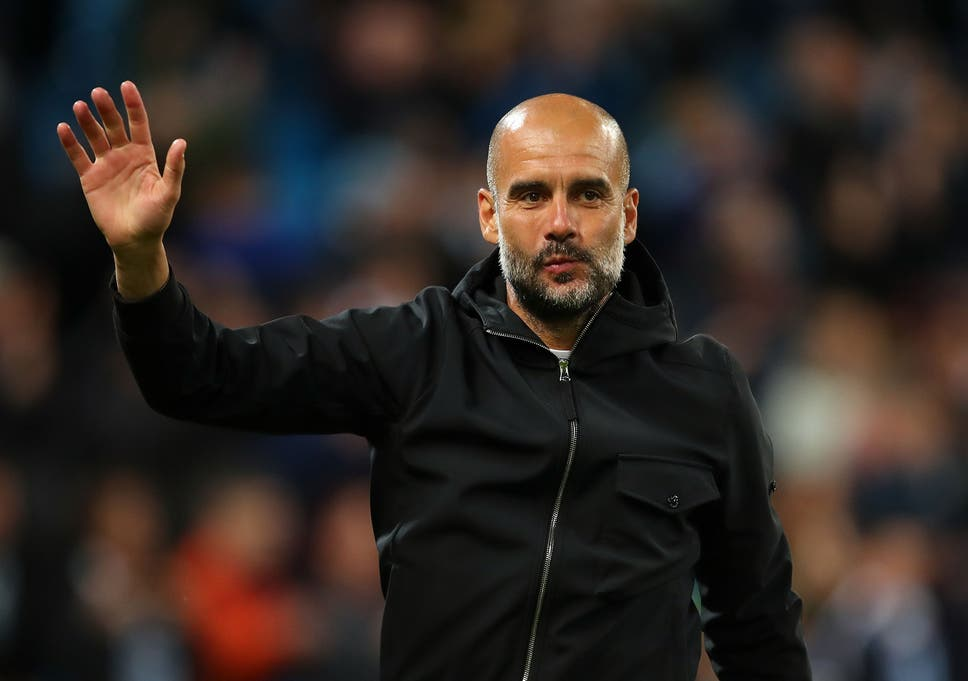 Pep Guardiola admitted that no one has a free pass to make the Manchester City starting XI against Chelsea in the Champions League final.