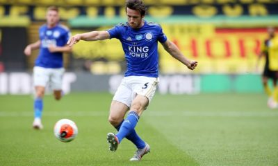 Chelsea are interested in Ben Chilwell