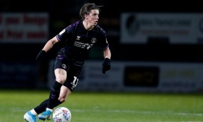Gallagher spent the second half of 2019/20 on loan at Swansea