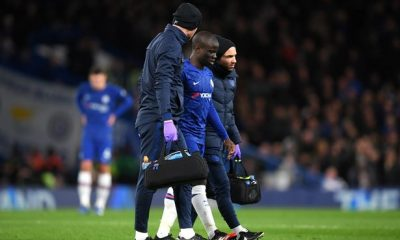N'Golo Kante has endured an injury-hit season at Chelsea