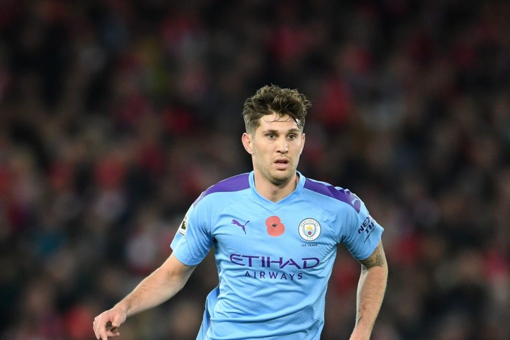 Chelsea are interested in John Stones