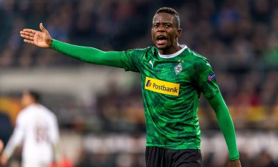 Denis Zakaria joined Gladbach in 2017