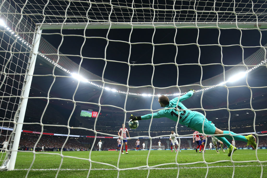 Jan Oblak is a target for Chelsea (Image Credits: Angel Martinez/Getty Images)